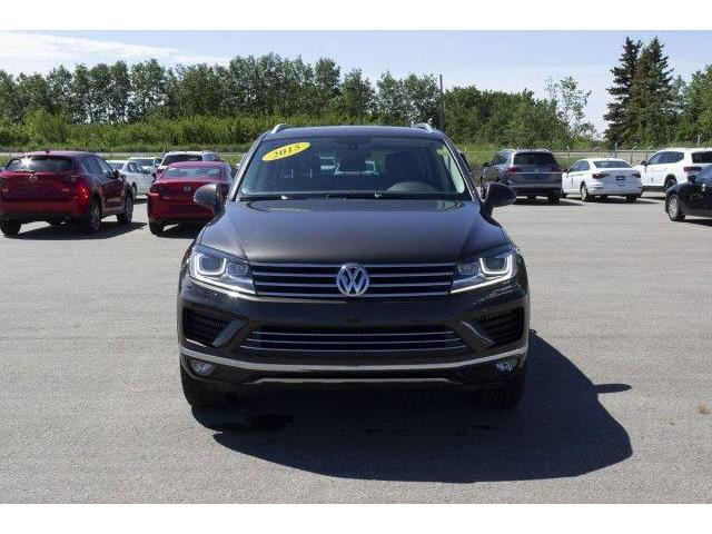 2015 Volkswagen Touareg Sportline (Stk: V627) in Prince Albert - Image 2 of 11