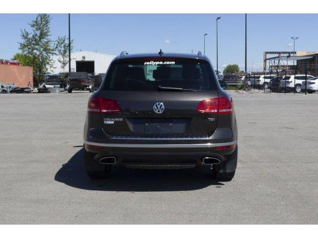 2015 Volkswagen Touareg Sportline (Stk: V627) in Prince Albert - Image 6 of 11