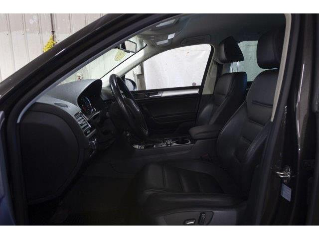 2015 Volkswagen Touareg Sportline (Stk: V627) in Prince Albert - Image 9 of 11
