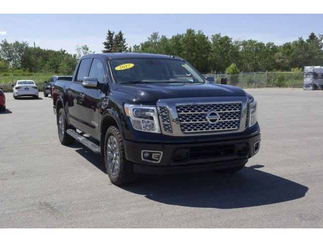 2017 Nissan Titan  (Stk: V677) in Prince Albert - Image 3 of 11