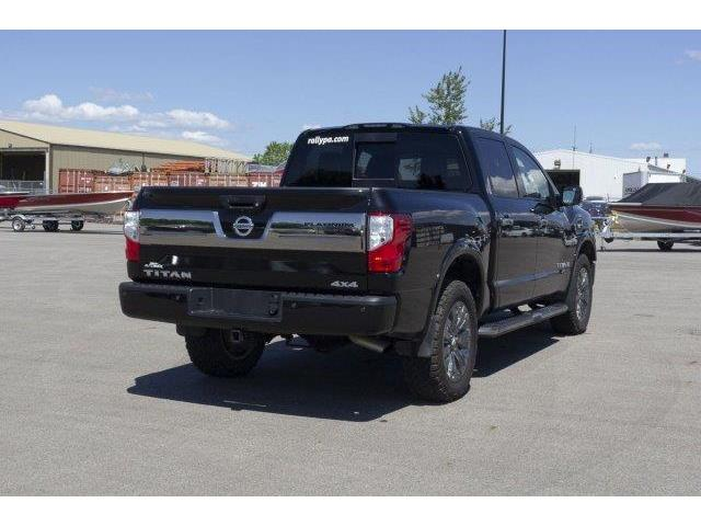 2017 Nissan Titan  (Stk: V677) in Prince Albert - Image 5 of 11