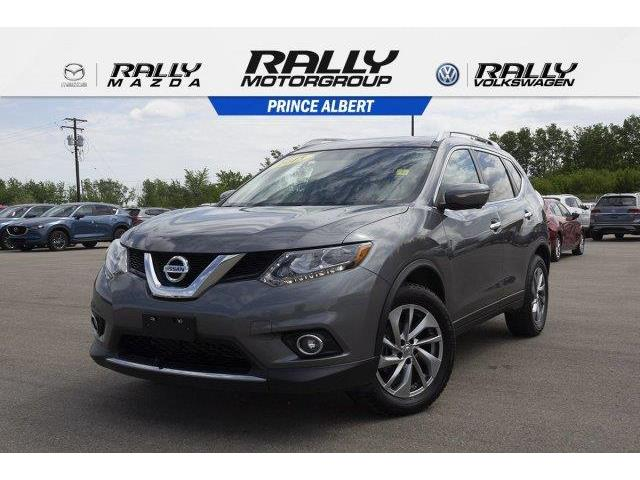 2015 Nissan Rogue SL (Stk: V636) in Prince Albert - Image 1 of 11