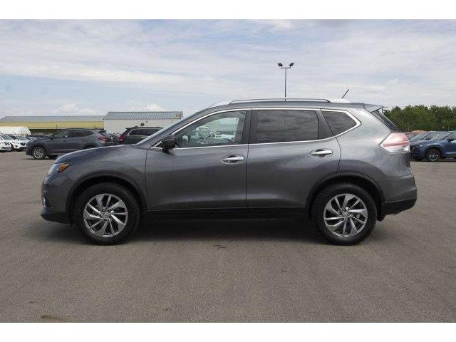 2015 Nissan Rogue SL (Stk: V636) in Prince Albert - Image 2 of 11