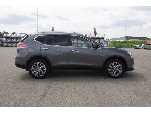 2015 Nissan Rogue SL (Stk: V636) in Prince Albert - Image 6 of 11