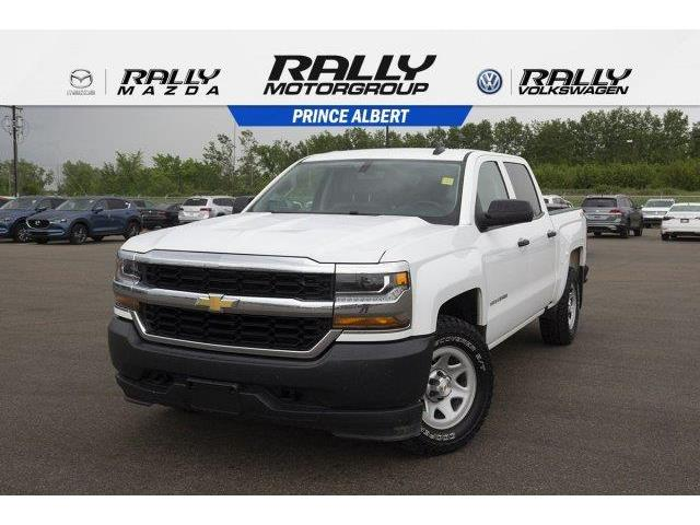 2017 Chevrolet Silverado 1500 Work Truck (Stk: V635A) in Prince Albert - Image 1 of 10