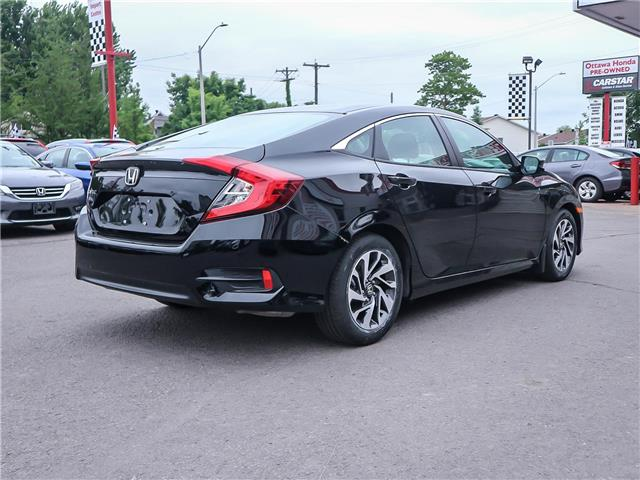 2018 Honda Civic EX (Stk: H7391-0) in Ottawa - Image 5 of 26