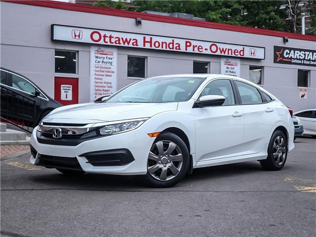 2017 Honda Civic LX (Stk: H7716-0) in Ottawa - Image 1 of 26