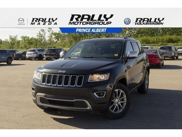 2014 Jeep Grand Cherokee 23H Limited (Stk: V872A) in Prince Albert - Image 1 of 10