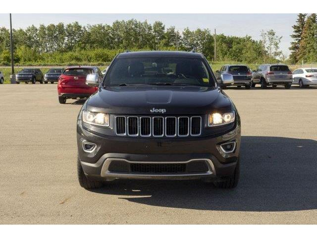 2014 Jeep Grand Cherokee 23H Limited (Stk: V872A) in Prince Albert - Image 2 of 10