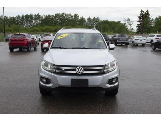 2017 Volkswagen Tiguan Highline (Stk: V886) in Prince Albert - Image 2 of 11
