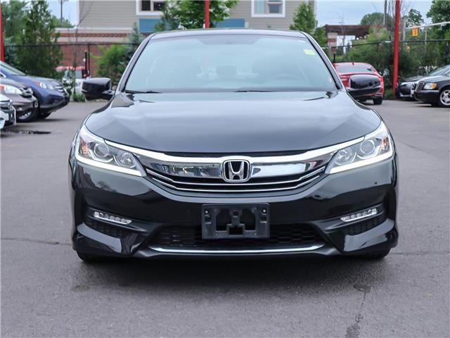 2016 Honda Accord Sport (Stk: H7730-0) in Ottawa - Image 2 of 27