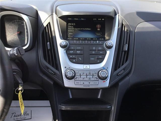 2016 Chevrolet Equinox LT (Stk: K393A) in Grimsby - Image 11 of 14