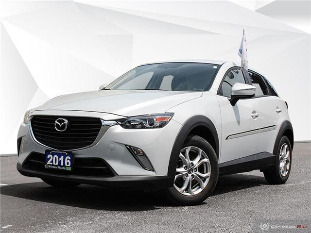 2016 Mazda CX-3 GS (Stk: PR5530) in Windsor - Image 1 of 29