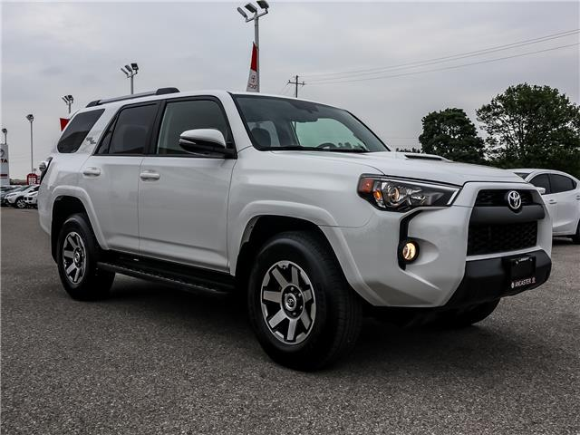 2018 Toyota 4Runner SR5 (Stk: F129) in Ancaster - Image 2 of 27
