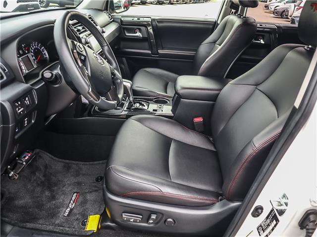 2018 Toyota 4Runner SR5 (Stk: F129) in Ancaster - Image 10 of 27