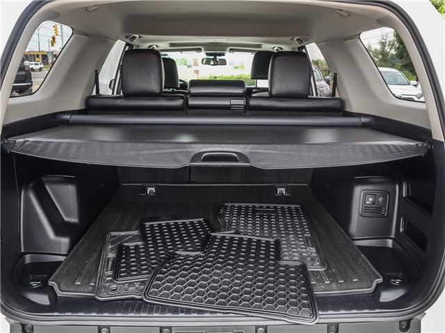 2018 Toyota 4Runner SR5 (Stk: F129) in Ancaster - Image 18 of 27