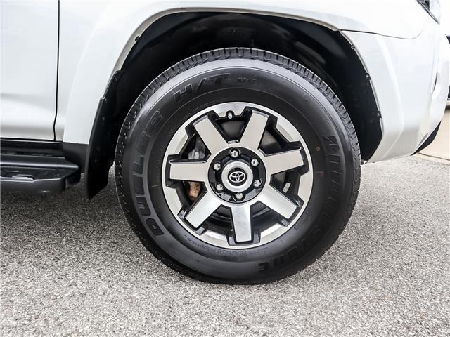 2018 Toyota 4Runner SR5 (Stk: F129) in Ancaster - Image 21 of 27