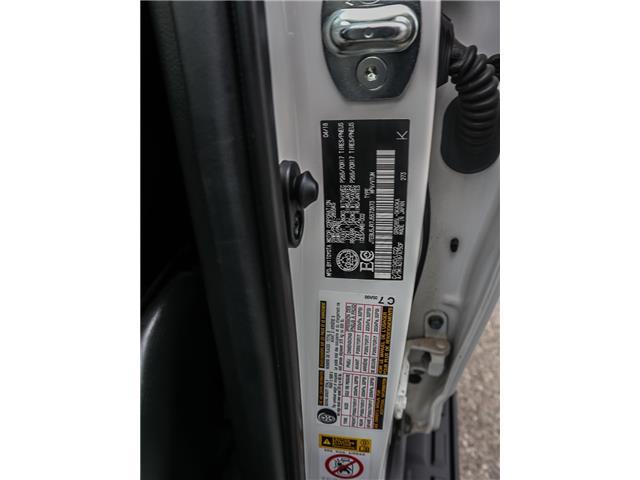 2018 Toyota 4Runner SR5 (Stk: F129) in Ancaster - Image 25 of 27