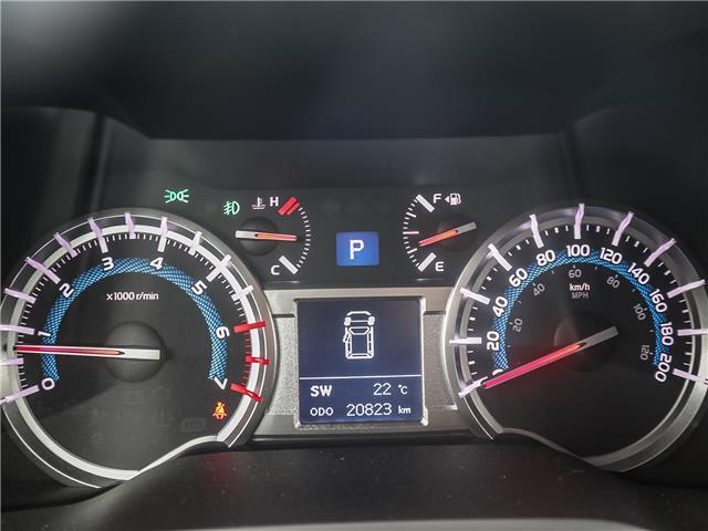 2018 Toyota 4Runner SR5 (Stk: F129) in Ancaster - Image 26 of 27