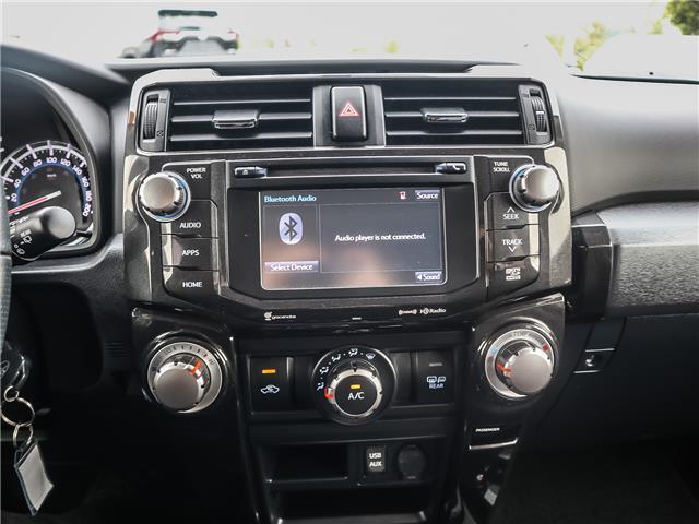 2018 Toyota 4Runner SR5 (Stk: F129) in Ancaster - Image 27 of 27