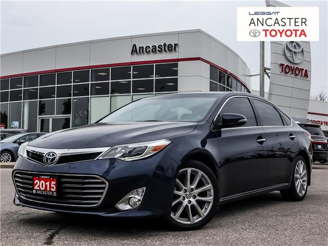 2015 Toyota Avalon Limited (Stk: D214) in Ancaster - Image 1 of 30