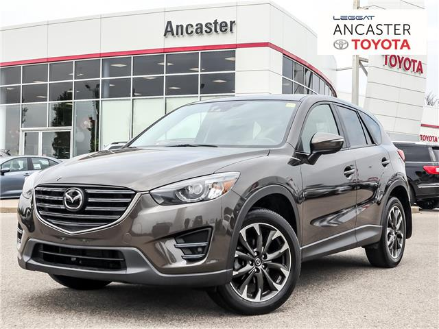 2016 Mazda CX-5 GT (Stk: 19382A) in Ancaster - Image 1 of 27