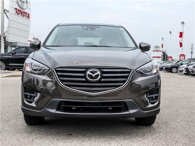2016 Mazda CX-5 GT (Stk: 19382A) in Ancaster - Image 2 of 27