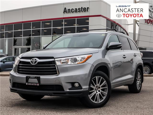 2016 Toyota Highlander XLE (Stk: 3827) in Ancaster - Image 1 of 27