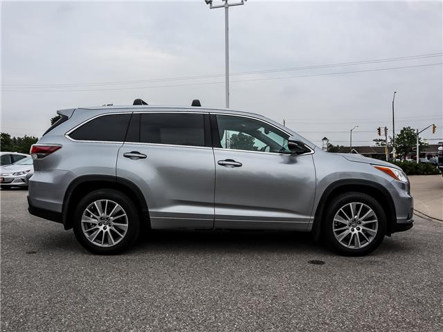 2016 Toyota Highlander XLE (Stk: 3827) in Ancaster - Image 4 of 27