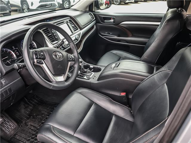 2016 Toyota Highlander XLE (Stk: 3827) in Ancaster - Image 10 of 27