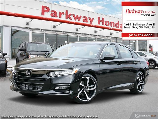 2019 Honda Accord Sport 1.5T (Stk: 928092) in North York - Image 1 of 23