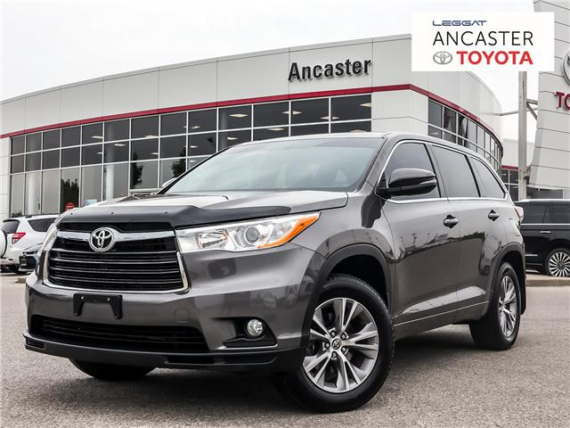 2016 Toyota Highlander LE (Stk: 19119A) in Ancaster - Image 1 of 29