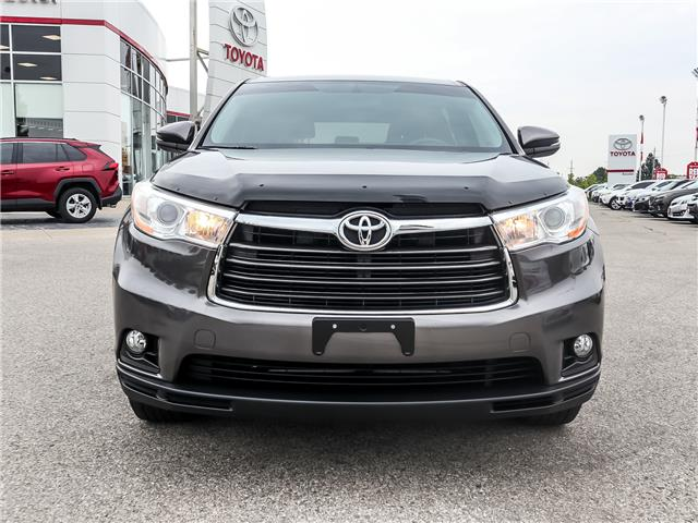 2016 Toyota Highlander LE (Stk: 19119A) in Ancaster - Image 2 of 29