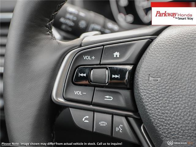 2019 Honda Accord Sport 1.5T (Stk: 928092) in North York - Image 15 of 23