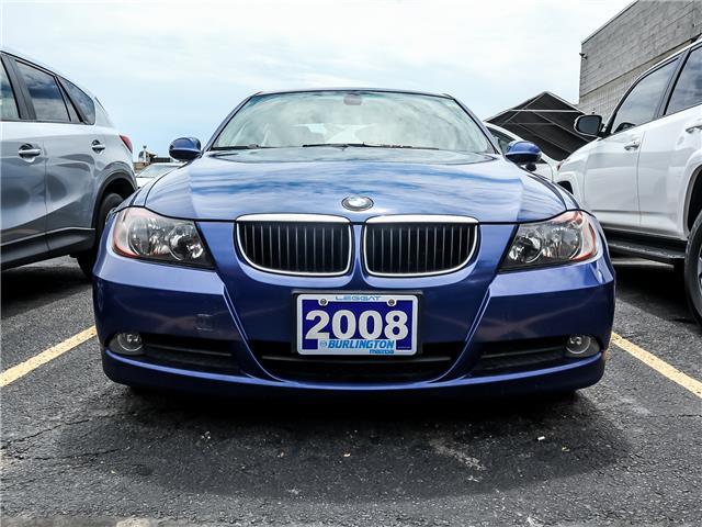 2008 BMW 323i  (Stk: 196795A) in Burlington - Image 2 of 7
