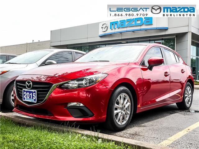 2015 Mazda Mazda3 Sport GS (Stk: 1920LT) in Burlington - Image 1 of 1