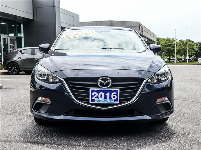 2016 Mazda Mazda3 Sport GX (Stk: 1921LT) in Burlington - Image 2 of 25