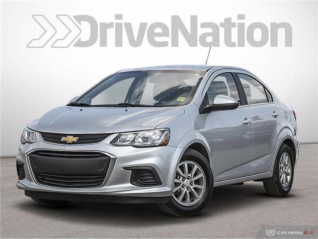 2018 Chevrolet Sonic LT Auto (Stk: A2858) in Saskatoon - Image 1 of 27