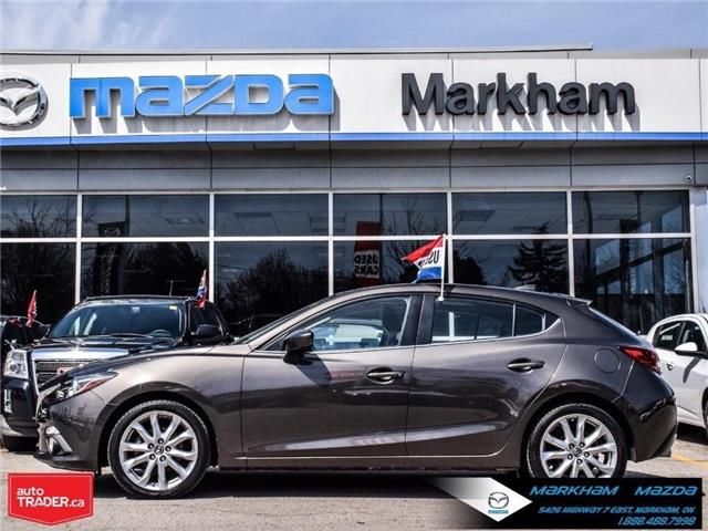 2016 Mazda Mazda3 Sport GT (Stk: N190174A) in Markham - Image 3 of 30