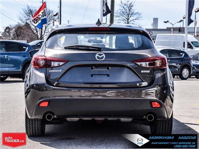 2016 Mazda Mazda3 Sport GT (Stk: N190174A) in Markham - Image 6 of 30