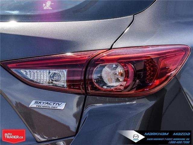 2016 Mazda Mazda3 Sport GT (Stk: N190174A) in Markham - Image 7 of 30