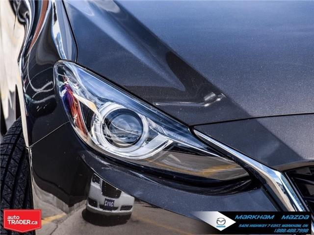 2016 Mazda Mazda3 Sport GT (Stk: N190174A) in Markham - Image 9 of 30
