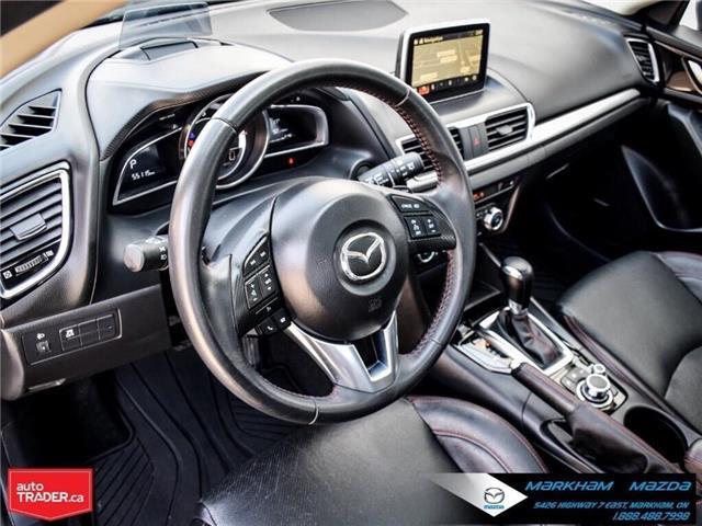 2016 Mazda Mazda3 Sport GT (Stk: N190174A) in Markham - Image 12 of 30