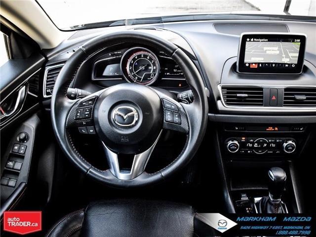 2016 Mazda Mazda3 Sport GT (Stk: N190174A) in Markham - Image 24 of 30