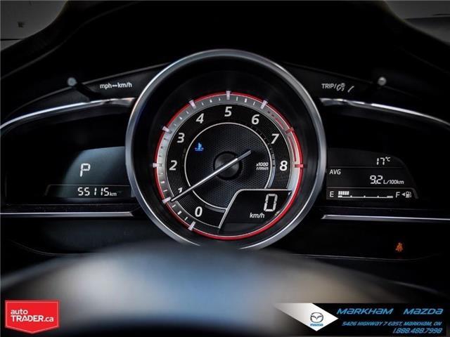 2016 Mazda Mazda3 Sport GT (Stk: N190174A) in Markham - Image 26 of 30