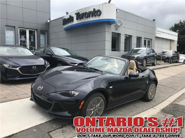 2019 Mazda MX-5 GT (Stk: NEW82055) in Toronto - Image 1 of 15