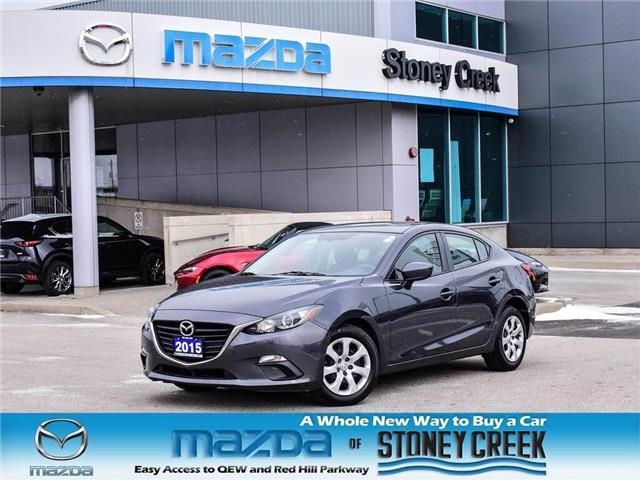 2015 Mazda Mazda3 GX (Stk: SU1075) in Hamilton - Image 1 of 20