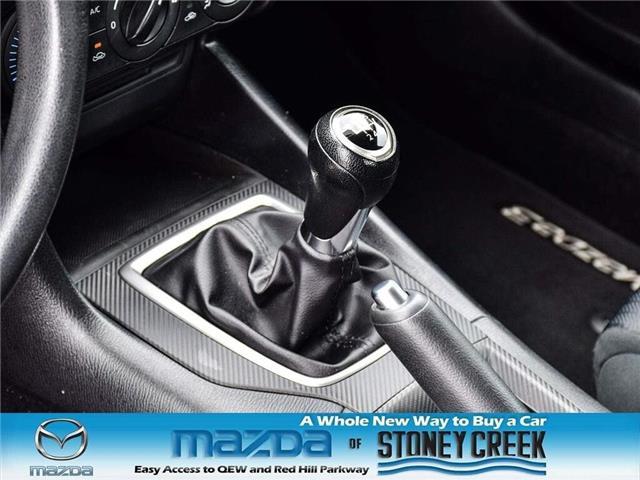 2015 Mazda Mazda3 GX (Stk: SU1075) in Hamilton - Image 11 of 20