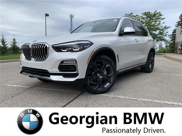 2019 BMW X5 xDrive40i (Stk: B19056) in Barrie - Image 1 of 16