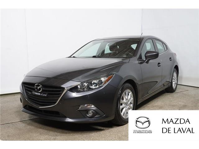2015 Mazda Mazda3 Sport GS (Stk: U7271) in Laval - Image 1 of 22